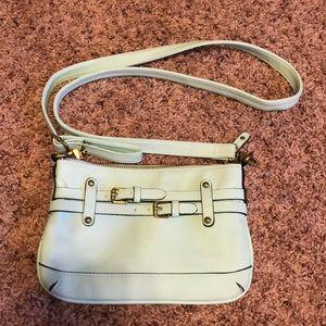 Mint side purse